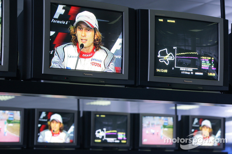 Conferencia de prensa FIA sábado: Jarno Trulli