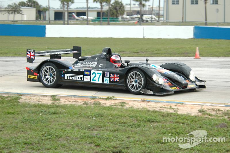 Kruse Motorsport Courage C-65 Judd : Phil Bennett, Ian Mitchell, Harold Primat