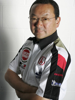 Yasuhiro Wada, President of Honda Racing Development