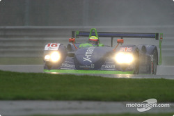 #18 Rollcentre Racing Dallara Nissan: Michael Krumm, Joao Barbosa, Andrew Thompson