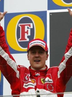 2. Michael Schumacher, Ferrari
