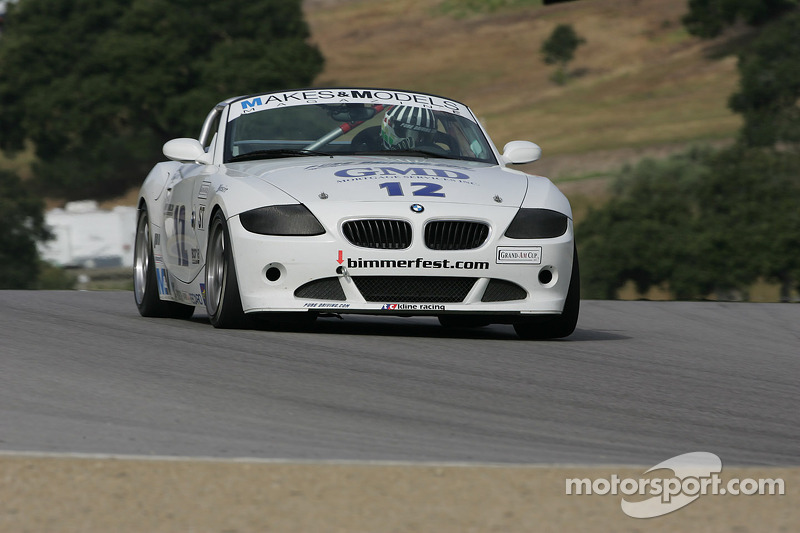 #12 TC Kline Racing BMW Z3: Daniel Colembie, David Tuaty
