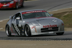 #33 Unitech Racing Nissan 350Z: Terry Borcheller, Mike Cronin Jr.