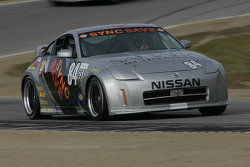 #84 DWW/GorillaRacing.com Nissan 350Z: Tomy Drissi, Steve Gorriaran