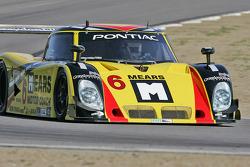 #6 Michael Shank Racing Pontiac Riley: Mike Borkowski, Ken Wilden