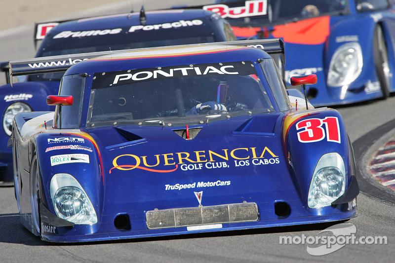 Margraf Racing Pontiac Riley : Charles Morgan, Rob Morgan