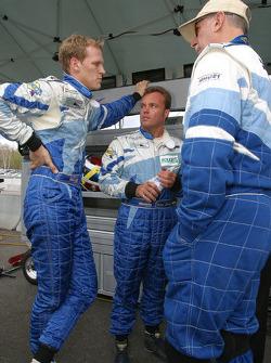 Jorg Bergmeister, Nic Jonsson and Tracy Krohn