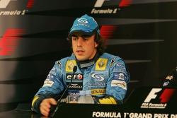 Press conference: Fernando Alonso