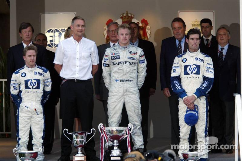 2005 - Primer podio