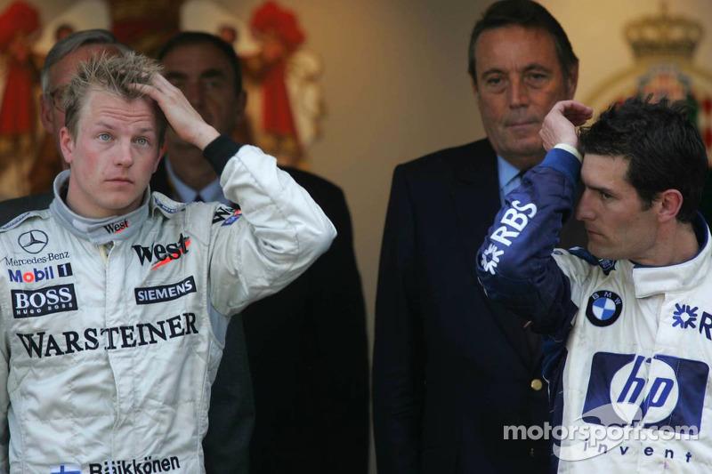 Grand Prix von Monaco 2005 in Monte Carlo: Sieger