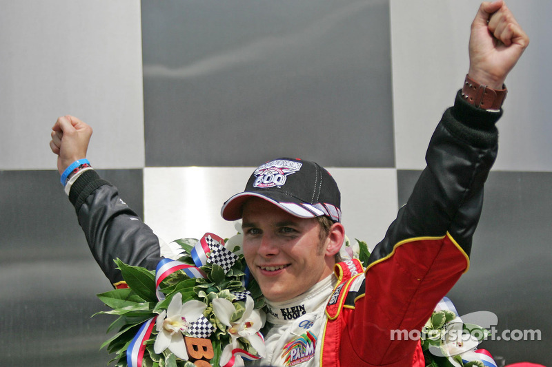 2005 - Dan Wheldon
