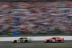 Ken Schrader, Dale Earnhardt Jr.
