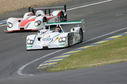 #3 Champion Racing Audi R8: JJ Lehto, Marco Werner, #31 Noel Del Bello Courage CG: Ni Amorim, Romain Iannetta, Christophe Pillon