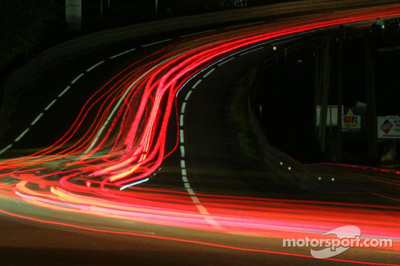 2005. Ночная гонка