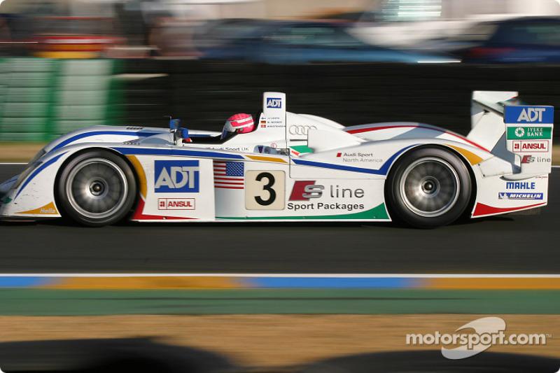 2005: Sieg bei den 24h Le Mans