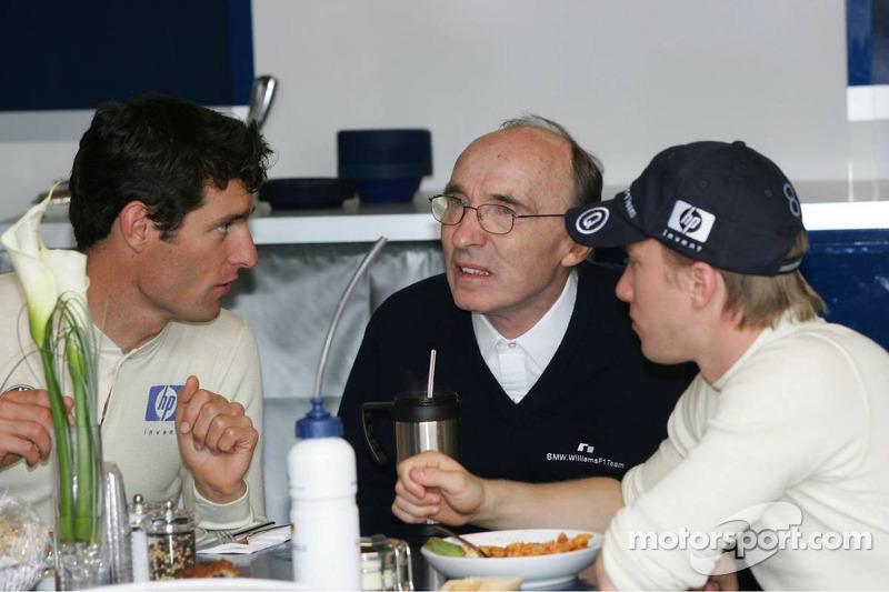 2005 - Paso a Williams