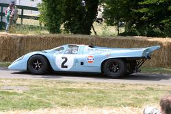 #917 1970 Porsche 917K, class 11: Flavien Marcais