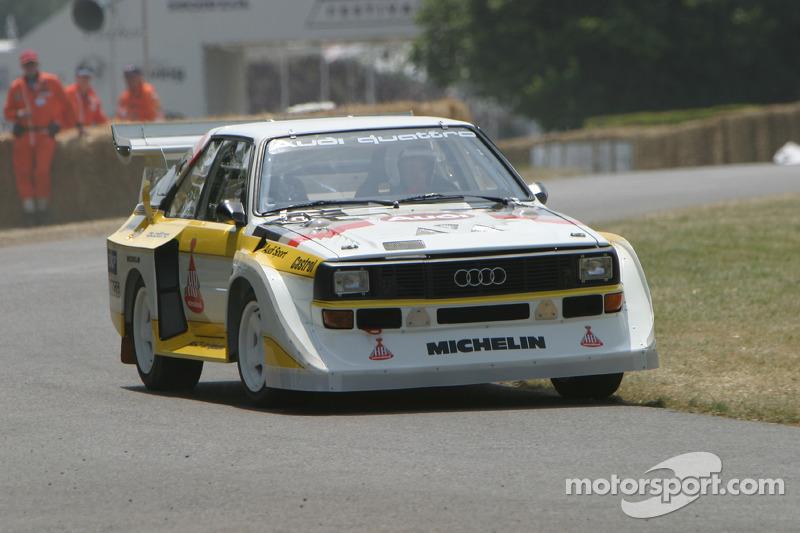 #101 Audi Quattro Sport S1 de 1985 : Harold Demuth
