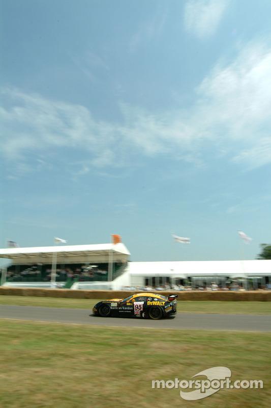 #122 TVR T400R de 2005