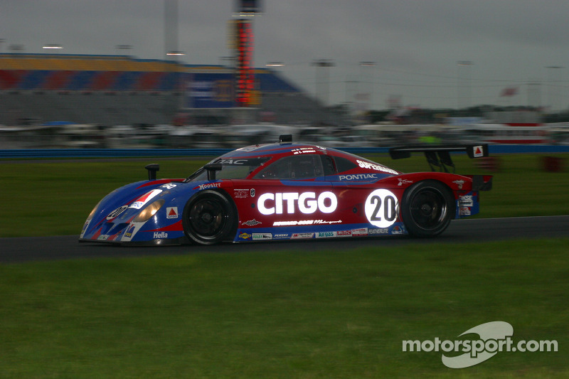 CITGO - Howard - Boss Motorsports Pontiac Crawford : Tony Stewart, Andy Wallace