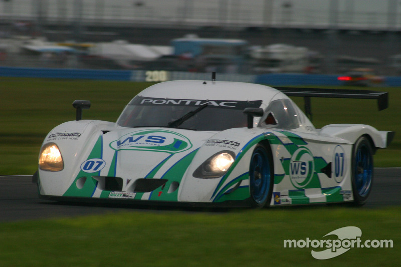 #07 Spirit of Daytona Racing Pontiac Crawford: Bob Ward, Roberto Moreno