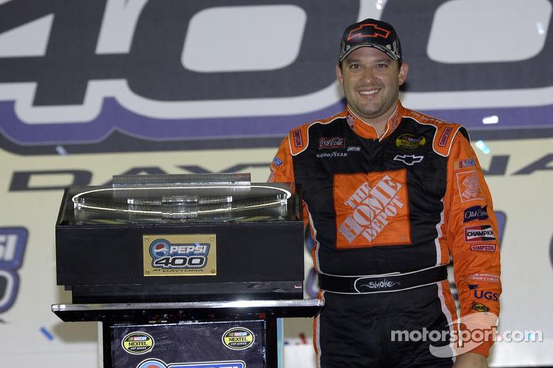2005, Daytona 2: Tony Stewart (Gibbs-Chevrolet)