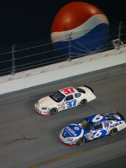 Mark Martin and Kevin Lepage
