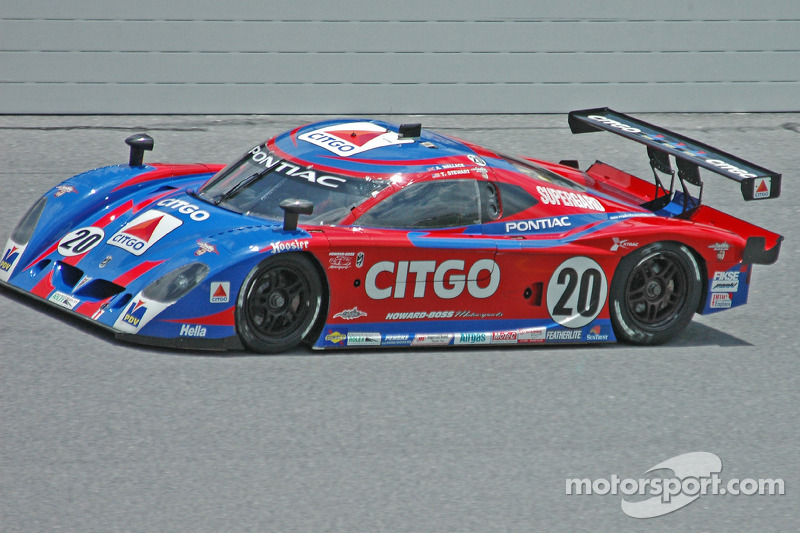 CITGO - Howard - Boss Motorsports Pontiac Crawford : Andy Wallace, Tony Stewart