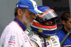 Henri Pescarolo and Jean-Christophe Boullion