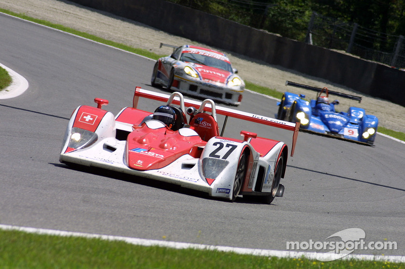 Horag Lista Racing Lola B05/40-Judd : Fredy Lienhard, Didier Theys