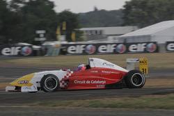 Saturday qualifying Europa Formula Renault 2.0