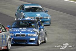 #60 Finlay Motorsports BMW M3: Rob Finlay, Michael McDowell