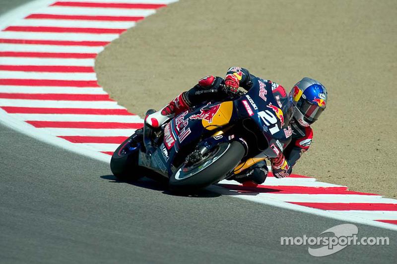 Suzuki - John Hopkins - GP degli Stati Uniti 2005
