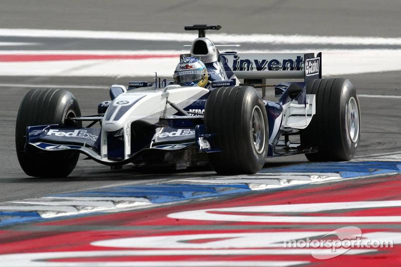Nick Heidfeld, Williams FW27