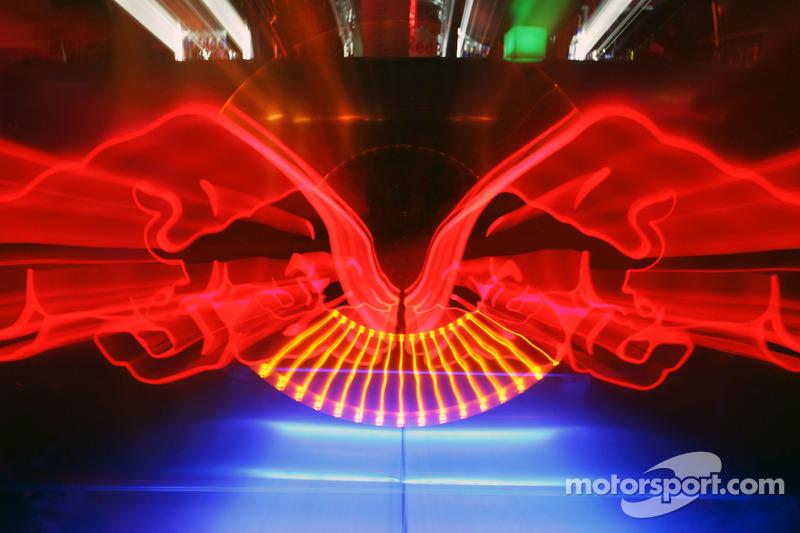 Red Bull Petit Prix en Manheim: Red Bull logo