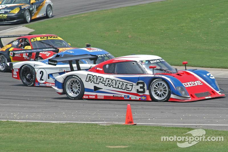 Southard Motorsports BMW Riley : Shane Lewis, Darius Grala; CITGO - Howard - Boss Motorsports Ponti