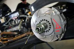 A1 GP brakes