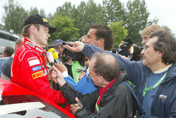 Interviews for Marcus Gronholm