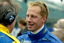 Jamie Campbell-Walter of Creation Autosportif