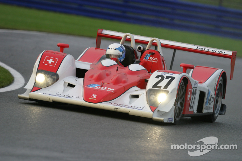 Horag Lista Racing Lola B05/40 – Judd : Fredy Lienhard, Didier Theys