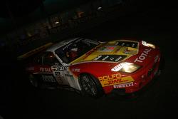 #3 G.P.C. Sport Ferrari 575 M Maranello: Jean Philippe Belloc, Stéphane Lemeret, Loic Deman, Stefano Livio