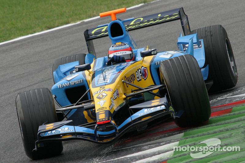 Renault R25 (2005)