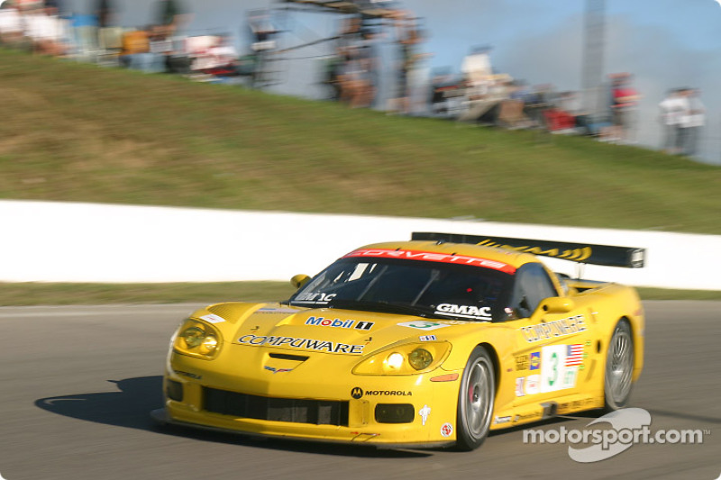Corvette C6-R : Ron Fellows, Johnny O'Connell