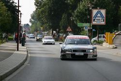DTM visits Senftenberg: Pierre Kaffer