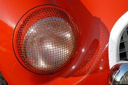 Headlight screen