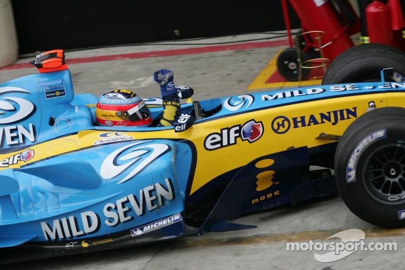 El Campeón del Mundo 2005, Fernando Alonso