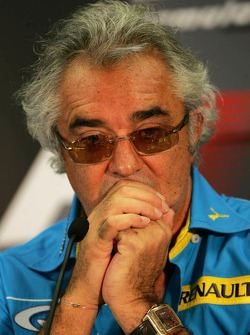 Thursday FIA press conference: Flavio Briatore