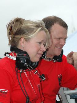 Catherine Crawford, Steve Willis