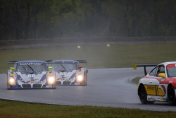 #66 Krohn Racing/ TRG Pontiac Riley: Jorg Bergmeister, Max Papis, #4 Howard - Boss Motorsports Pontiac Crawford: Butch Leitzinger, Elliott Forbes-Robinson