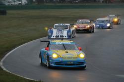 #05 Sigalsport Porsche GT3 Cup: Gene Sigal, Matthew Alhadeff, #15 CB Motorsports Pontiac Riley: Chris Bingham, Hugo Guénette, Terry Borcheller